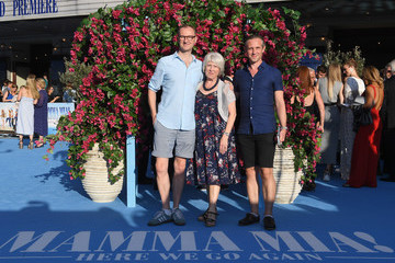 Mark Gatiss 'Mamma Mia! Here We Go Again' World Premiere