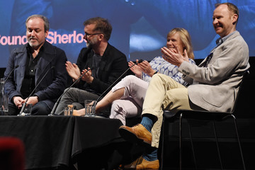 Mark Gatiss BFI & Radio Times TV Festival - Day 3