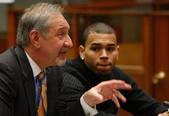 Mark Geragos - Chris Brown Progress Hearing