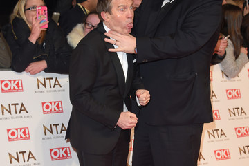 Mark Labbett National Television Awards - Red Carpet Arrivals