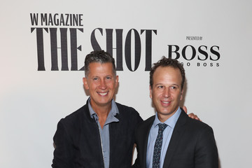 Mark Lubell W Magazine and Hugo Boss Celebrate 'The Shot'