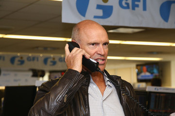 Mark Messier Annual Charity Day Hosted By Cantor Fitzgerald, BGC and GFI - GFI Office - Inside