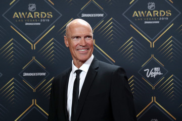 Mark Messier 2019 NHL Awards - Arrivals
