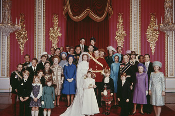 Mark Phillips In Focus: Official Portraits of the Queen and Her Family Through The Years