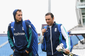 Mark Ramprakash England Nets Session