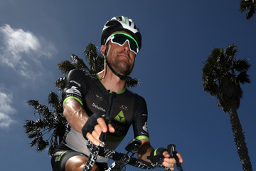 Mark Renshaw AMGEN Tour of California - Stage 4 Men's: Santa Barbara to Santa Clarita