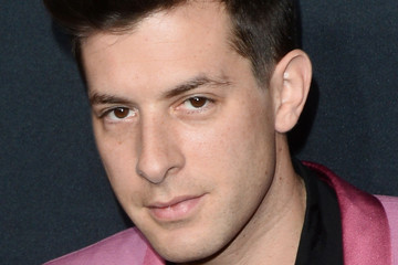 Mark Ronson SAINT LAURENT At The Palladium - Arrivals