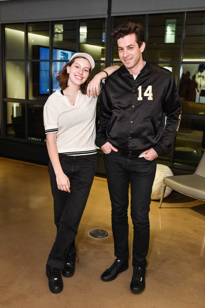 mark ronson mikaela straus photos live 837 with mark ronson and