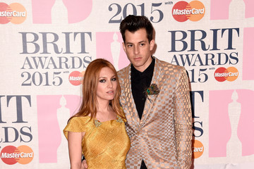 Mark Ronson Arrivals at the BRIT Awards