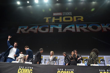 Mark Ruffalo Marvel Studios Hall H Panel