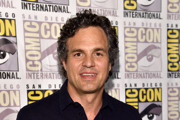 "Mark Ruffalo Marvel's Hall H Press Line For ""Ant-Man"" And ""Avengers: Age Of Ultron"""