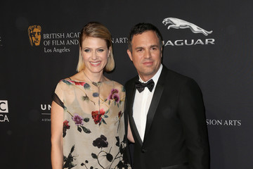 Mark Ruffalo BAFTA Los Angeles Jaguar Britannia Awards Presented By BBC America And United Airlines - Arrivals