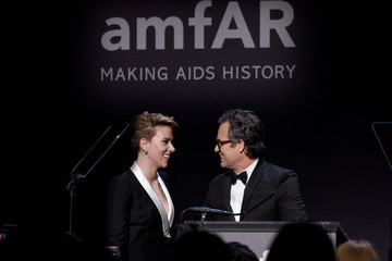 Mark Ruffalo Moet & Chandon Toasts to the amfAR New York Gala at Cipriani Wall Street