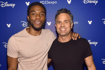 Mark Ruffalo Disney's D23 EXPO 2017