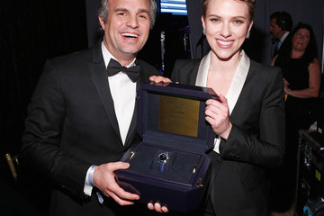 Mark Ruffalo Harry Winston Serves as Presenting Sponsor for the amfAR New York Gala