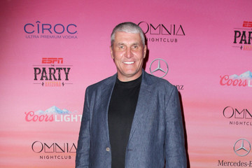 Mark Rypien ESPN The Party - Arrivals