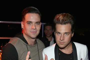 Mark Salling The Note Pad Event in LA