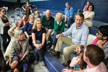 Mark Sanford Rep. Mark Sanford Holds Constituent Town Hall in South Carolina