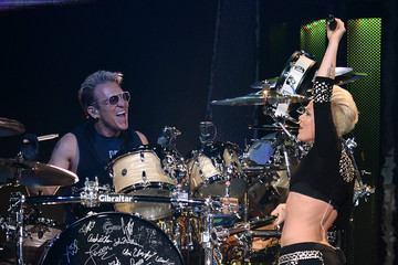 Mark Schulman Pink In Concert At The MGM Grand In Las Vegas