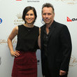 Mark Seymour Guests Arrive to the Million Dollar Lunch