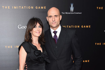 Mark Strong 'The Imitation Game' Premieres in NYC