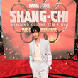 Mark Tuan Shang-Chi And The Legend Of The Ten Rings World Premiere