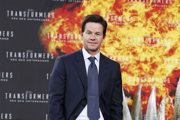 Mark Wahlberg 'Transformers: Age of Extinction' Berlin Premiere