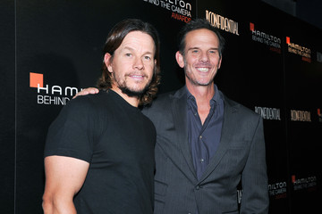 Mark Wahlberg Peter Berg Hamilton Behind the Camera Awards Presented by Los Angeles Confidential Magazine at Exchange LA of Los Angeles - Red Carpet