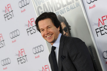 Mark Wahlberg 'The Gambler' Premieres in Hollywood — Part 2