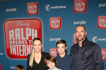 Mark Wilkerson 'Ralph Breaks The Internet' World Premiere