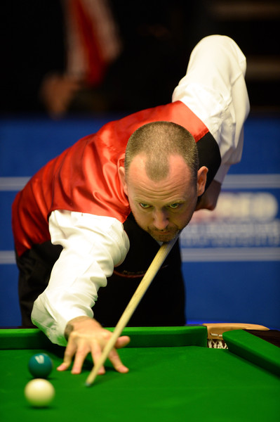 2015 Betfred World Snooker Championship - Day 5