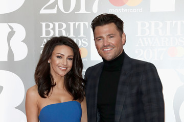 Mark Wright The BRIT Awards 2017 - Red Carpet Arrivals