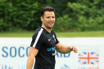 Mark Wright Soccer Aid For UNICEF Media Access