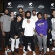 Markieff Morris First Entertainment x Los Angeles Lakers and Anthony Davis Partnership Launch Event, March 4 in Los Angeles