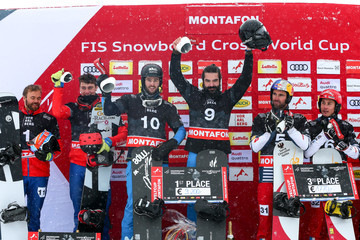 Markus Schairer FIS Freestyle Ski World Cup - Men's and Women's Snowboardcross