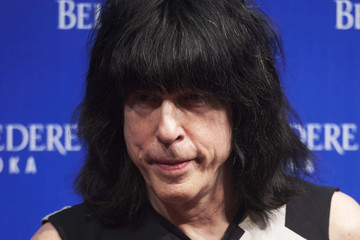 Marky Ramone 'Ramones' 40th Anniversary Party in Madrid
