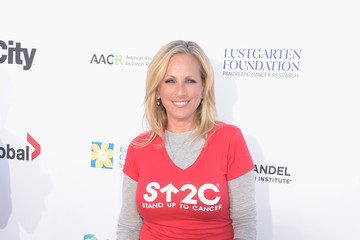 Marlee Matlin Stand Up To Cancer Marks 10 Years Of Impact In Cancer Research At Biennial Telecast - Arrivals
