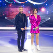 Marlene Lufen 'Dancing On Ice' 4th Show In Cologne