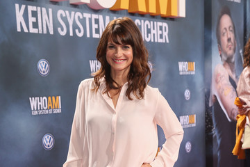 Marlene Lufen 'Who am I' Premieres in Berlin