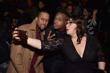 Marlon Wayans Affion Crockett Premiere of Open Roads Films' 'Fifty Shades of Black' - After Party