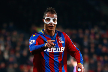 Marouane Chamakh Crystal Palace v Liverpool - FA Cup Fifth Round
