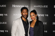 Nate Burleson Atoya Burleson Photos Photo