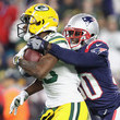 Marquez Valdes-Scantling Green Bay Packers vs. New England Patriots