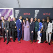 Marquis Rodriguez World Premiere Of Netflix's 'When They See Us'
