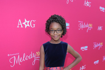 Marsai Martin Amazon Red Carpet Premiere Screening of Original Special 'An American Girl Story - Melody 1963: Love Has to Win'