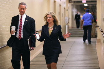 Marsha Blackburn House Republicans Continue Search for Their Next Speaker of the House