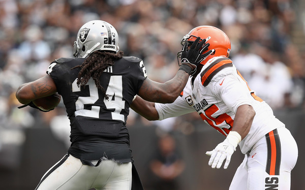 Cleveland Browns vs. Oakland Raiders