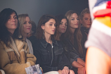 Martha Hunt Zadig & Voltaire - Front Row - February 2018 - New York Fashion Week