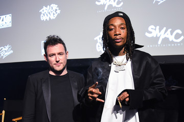 Martin Desmond Roe Apple Music - 'Wiz Khalifa: Behind The Cam' Premiere