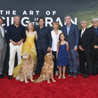 Martin Donovan Premiere Of 20th Century Fox's 'The Art Of Racing In The Rain' - Red Carpet